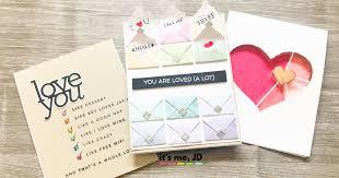 fun handmade anniversary card ideas for your boyfriend or husband