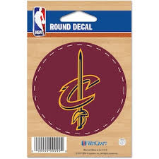 Official Cleveland Cavaliers Car Decals Car Decals Stickers Magnets Store Nba Com