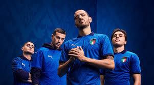 Svelata la nuova maglia della Nazionale Italiana di Calcio - Radio 105