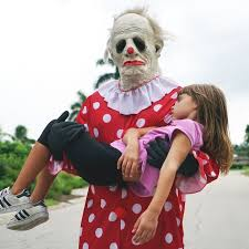 review wrinkles the clown a
