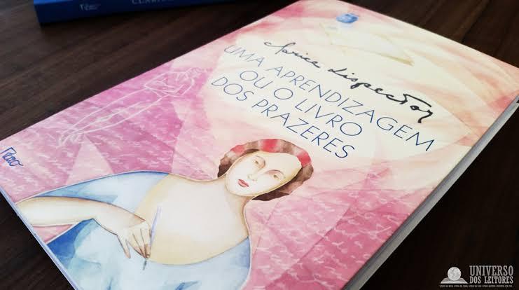Resultado de imagem para uma aprendizagem ou o livro dos prazeres