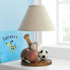 Sports Season Lamp Kids Lamp Kids Bedroom Decor Boys Room Decor Kids Room