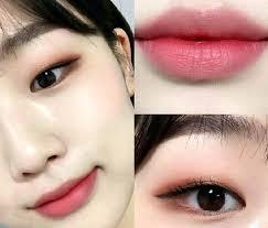 makeup natural korea tutorial