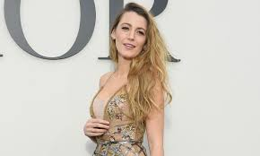 blake lively how her beauty routine