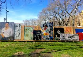 Philadelphia Museum Of Art S Construction Fence Is A Work Of Art Curbed Philly