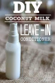 diy leave in conditioner recipe