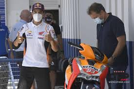 MotoGP, LATEST NEWS - Marc Marquez will not return to racing for 2 or 3  months