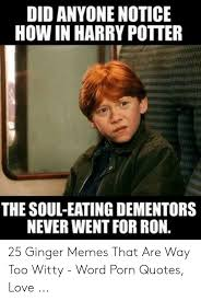 did anyone notice how in harry potter the soul eating dementors