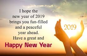 best new year peace and hope quotes images newyear