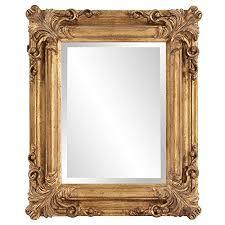 antique gold mirror com