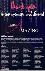 2017 event recap california miss amazing