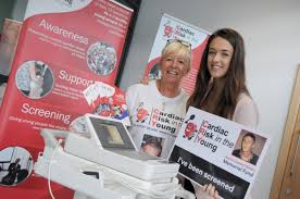 Hundreds more are screened for heart defects in memory of Aaron Dixon |  Northwich Guardian