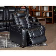3700313 ashley furniture power recliner