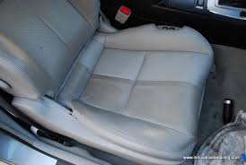 clean your leather seats with steam