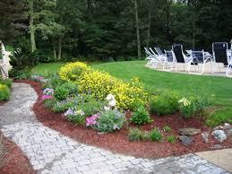 flower garden landscape design ideas