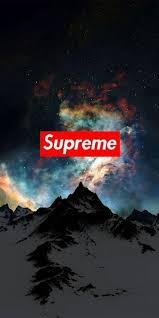 supreme wallpapers for iphone xs x