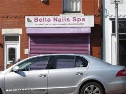 bella nails spa stockport similar
