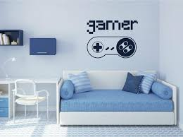 Ik2546 Wall Decal Sticker Controller Console Xbox 360 Game Ps4 Player Stickersforlife