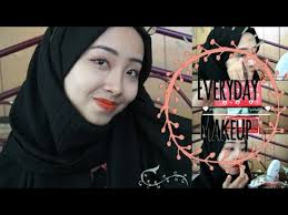 simple makeup tutorial everyday for