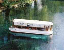 meadows center glass bottom boat tours