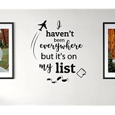 Wall Pops Dwpq2146 Never Stop Exploring Wall Quote Grey Amazon Com