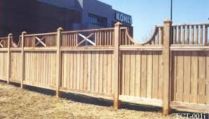 Custom Wooden Fencing In The Philadelphia Area Everlasting Fence Company Www Everlastingfence Com