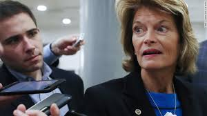 Lisa Murkowski: GOP senator says she's 'struggling' on whether to back  Trump - CNNPolitics