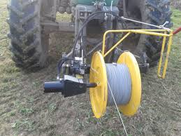 Rolling Unrolling High Tensile Wire The Farming Forum