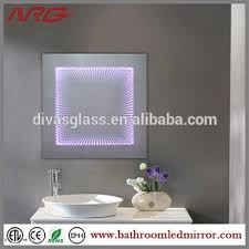 led infinity bathroom mirror led