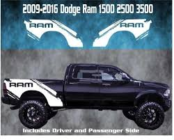 Pin On Dodge Truck Hood Graphics