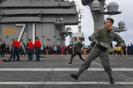 USNI News Fleet and Marine Tracker: July 8, 2019