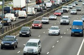 motorists face delays over easter