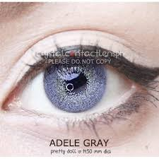Adele Gray by Pretty Doll   Shopee Philippines