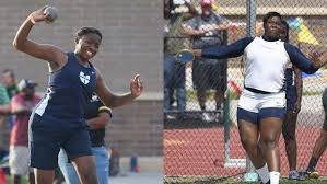 Compare athletes: Hilary Harris vs. Carisma Holland