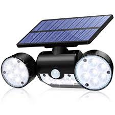 cinoton solar lights outdoor solar
