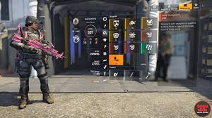 division 2 exotic ponents how to