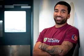 Burnley's Aaron Lennon won his mental health battle — now he aims to help  others - Mirror Online