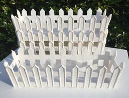 Picket Fence Baskets Saffy May
