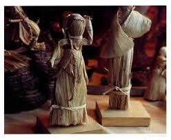 WI Mosaic: A Brief History of Art in Wisconsin, Cornhusk dolls