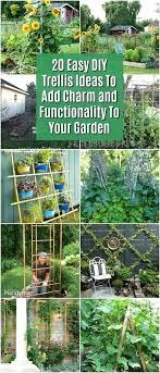 garden trellis ideas jamesdelles com