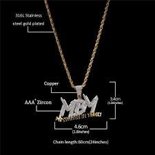 mens designer necklaces motivated