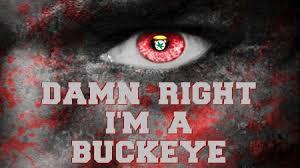 right i m a buckeye basketball