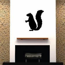 Squirrel Decals
