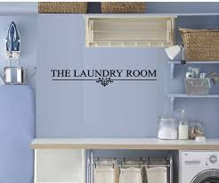 The Laundry Room Wall Or Window Decal Etsy