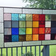 best stained glass window panels