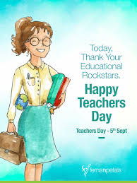 teachers day message for students