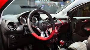 Opel Adam S - Paris Live