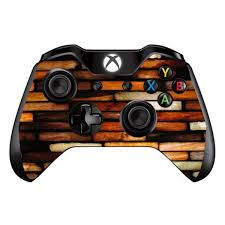 Skins Decals For Xbox One One S W Grip Guard Stained Glass Bricks Brick Wall Itsaskin Com