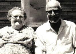 Bill and Effie May (Kesecker) Vinson