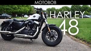harley davidson 48 test ride review